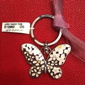 Brighton Butterfly Key Holder